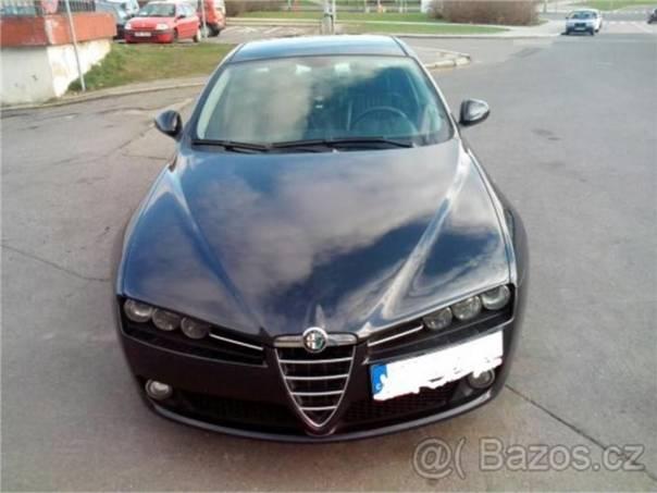 Alfa Romeo 159 1,9 JTDm Blue and Me + Nav, foto 1 Auto – moto , Automobily | spěcháto.cz - bazar, inzerce zdarma