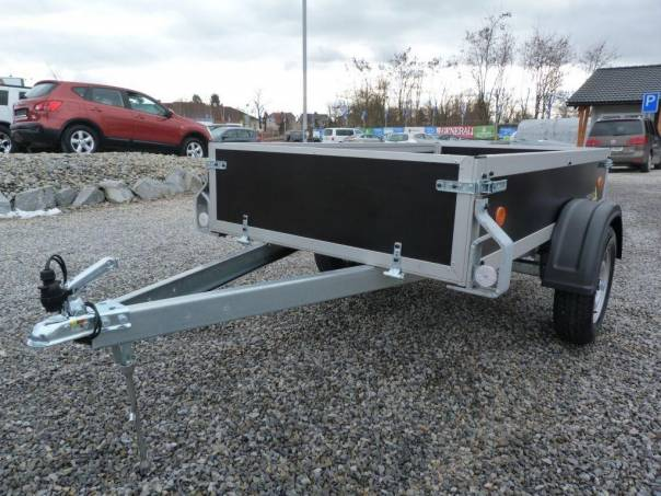 Agados  7 Exclusive N1 + POČ, 2 Ks skladem, foto 1 Užitkové a nákladní vozy, Přívěsy a návěsy | spěcháto.cz - bazar, inzerce zdarma