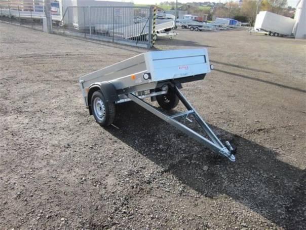 HD 3 2,06/1,11/0,35 sklopná, foto 1 Užitkové a nákladní vozy, Přívěsy a návěsy | spěcháto.cz - bazar, inzerce zdarma