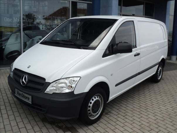 Mercedes-Benz Vito Vito 110 CDI K KAWA, foto 1 Užitkové a nákladní vozy, Do 7,5 t | spěcháto.cz - bazar, inzerce zdarma
