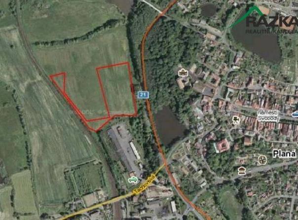 Prodej pozemku, Planá, foto 1 Reality, Pozemky   spěcháto.cz - bazar, inzerce