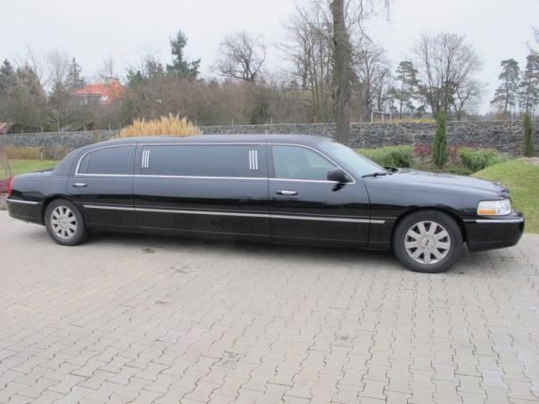 Lincoln Town Car 4,6 V8  7,2m, foto 1 Auto – moto , Automobily | spěcháto.cz - bazar, inzerce zdarma