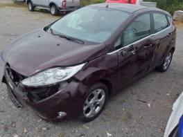 Ford Fiesta 1,2 Titanium , Auto – moto , Automobily  | spěcháto.cz - bazar, inzerce zdarma
