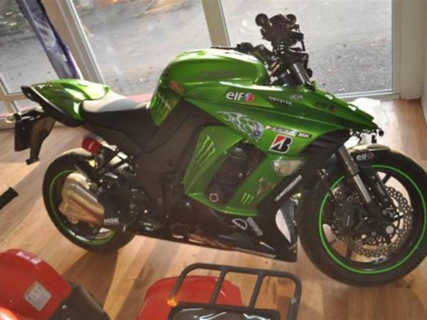 Kawasaki Z Z 1000 SX, foto 1 Auto – moto , Motocykly a čtyřkolky | spěcháto.cz - bazar, inzerce zdarma