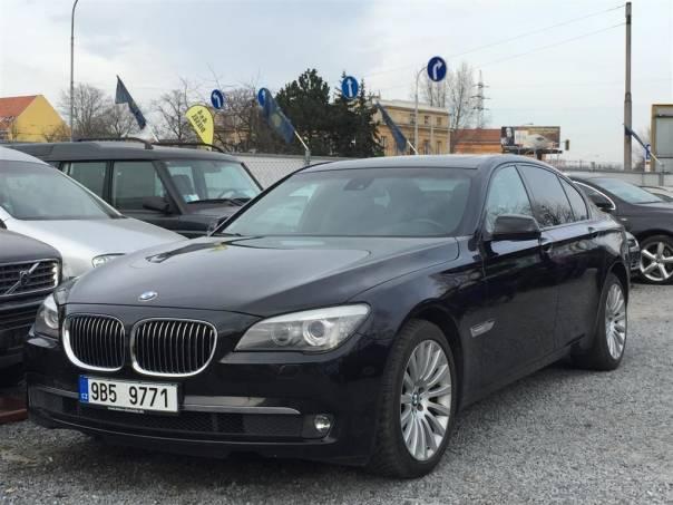 BMW Řada 7 740d, foto 1 Auto – moto , Automobily | spěcháto.cz - bazar, inzerce zdarma