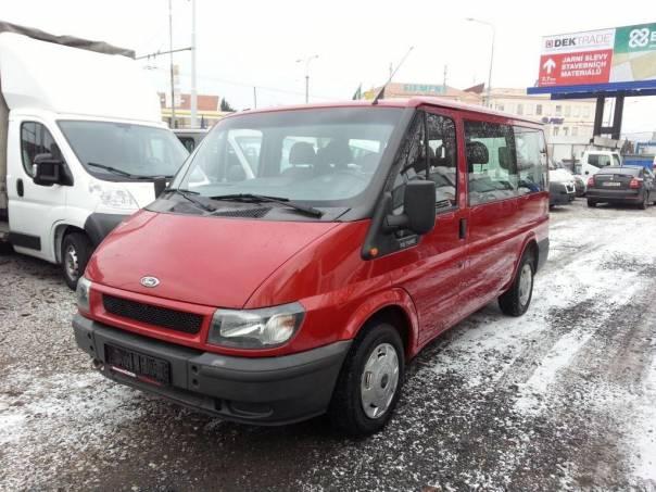 Ford Transit 2.0 TDCi MINIBUS, foto 1 Užitkové a nákladní vozy, Autobusy | spěcháto.cz - bazar, inzerce zdarma