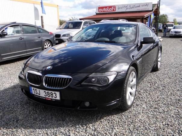 BMW Řada 6 645Ci,Perfektní stav, foto 1 Auto – moto , Automobily | spěcháto.cz - bazar, inzerce zdarma