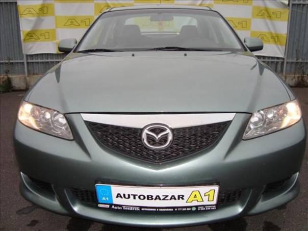 Mazda 6 2.3 TOP!SPORT!KŮŽE!BOSE!, foto 1 Auto – moto , Automobily   spěcháto.cz - bazar, inzerce zdarma
