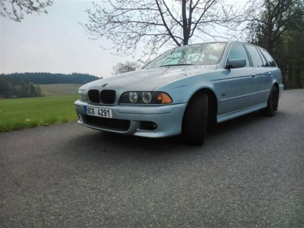 BMW Řada 5 525 TDS - M PAKET, foto 1 Auto – moto , Automobily | spěcháto.cz - bazar, inzerce zdarma