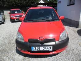 Toyota Yaris 1.0 i Euro III + zimní kola , Auto – moto , Automobily  | spěcháto.cz - bazar, inzerce zdarma