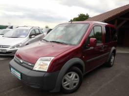 Ford Tourneo Connect 1.8TDCi 66 kw Servisní kniha