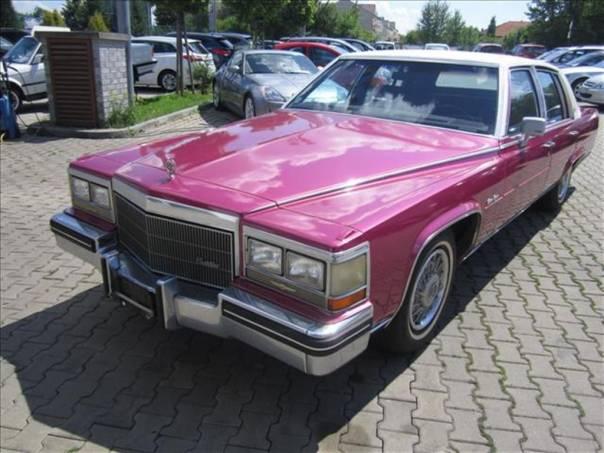 Cadillac Fleetwood 4.1 Elegance, foto 1 Auto – moto , Automobily | spěcháto.cz - bazar, inzerce zdarma