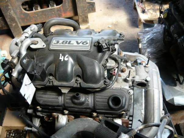 Chrysler Town & Country Motor 3,8 V6, foto 1 Náhradní díly a příslušenství, Osobní vozy | spěcháto.cz - bazar, inzerce zdarma