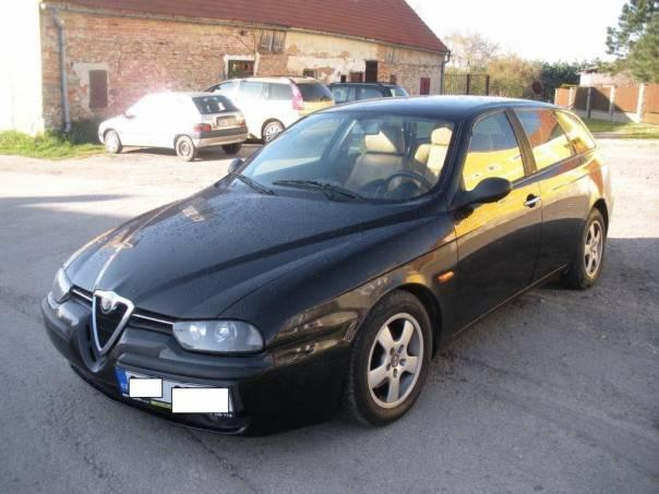 Alfa Romeo 156 1.9 JTD EKO ZAPLACENÉ , foto 1 Auto – moto , Automobily | spěcháto.cz - bazar, inzerce zdarma
