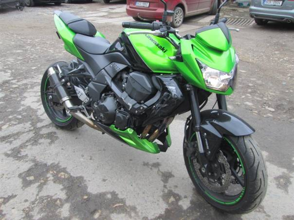 Kawasaki Z 750 ABS Karbon výfuk, foto 1 Auto – moto , Motocykly a čtyřkolky | spěcháto.cz - bazar, inzerce zdarma