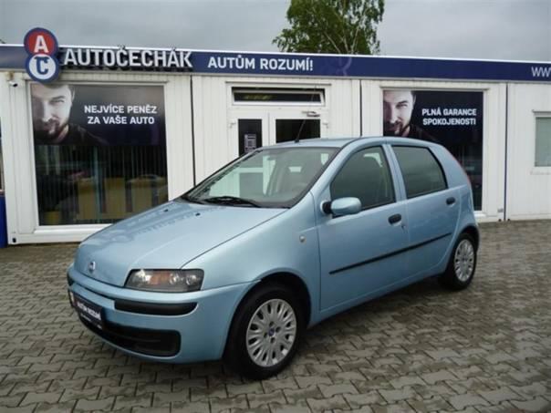 Fiat Punto 1.9 JTD HLX, NAVIGACE, KLIMA, foto 1 Auto – moto , Automobily | spěcháto.cz - bazar, inzerce zdarma