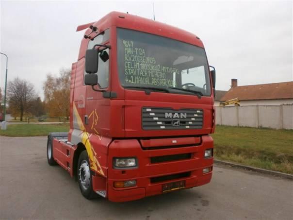 TGA18.463FLS (ID 9649), foto 1 Užitkové a nákladní vozy, Nad 7,5 t | spěcháto.cz - bazar, inzerce zdarma