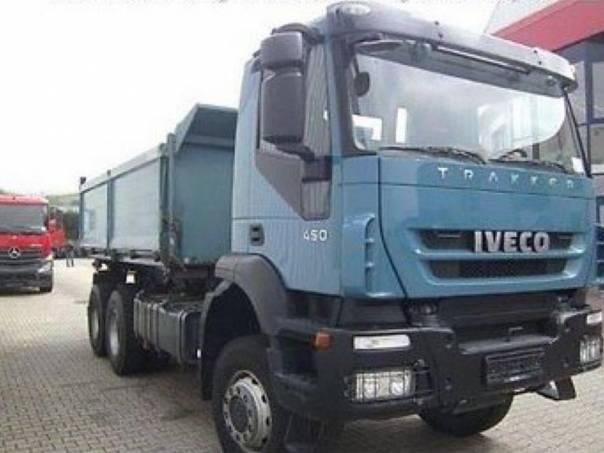 Iveco  380 T45 6x6 sklápěč-výměnný systém-, foto 1 Užitkové a nákladní vozy, Nad 7,5 t | spěcháto.cz - bazar, inzerce zdarma