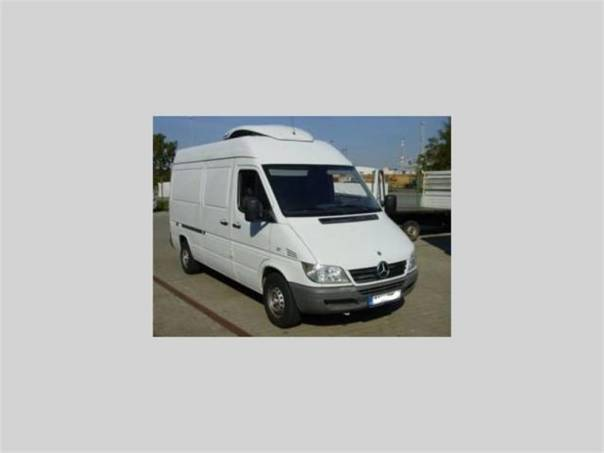Mercedes-Benz Sprinter 313 2,2 CDI chladicí zástavba, foto 1 Užitkové a nákladní vozy, Do 7,5 t | spěcháto.cz - bazar, inzerce zdarma