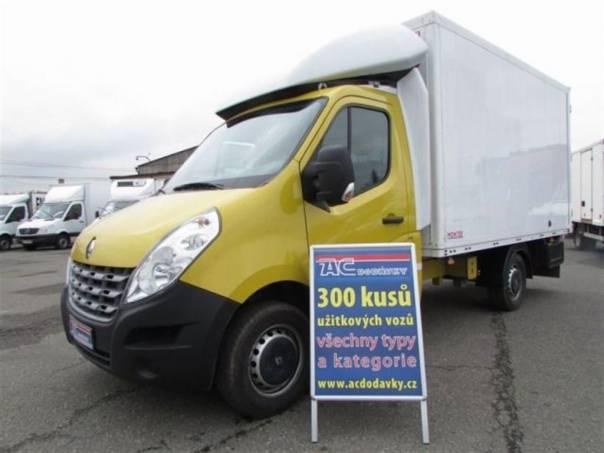 Renault Master 125DCI skříň klima 53tis km, foto 1 Užitkové a nákladní vozy, Do 7,5 t | spěcháto.cz - bazar, inzerce zdarma