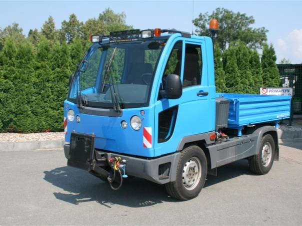 Multicar M 30 Fumo (M122/1), foto 1 Užitkové a nákladní vozy, Do 7,5 t | spěcháto.cz - bazar, inzerce zdarma