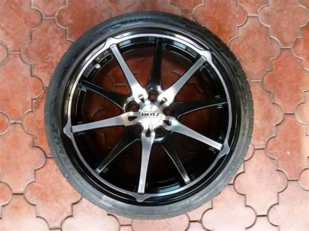 Toyota Avensis Sada ALU KOL DOTZ SHURIKEN 18, foto 1 Náhradní díly a příslušenství, Osobní vozy | spěcháto.cz - bazar, inzerce zdarma