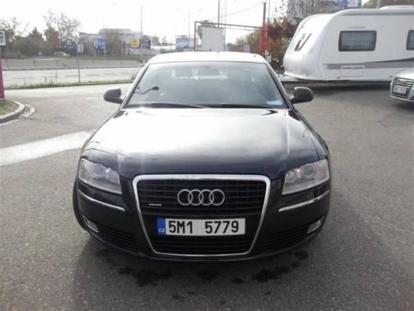 Audi A8 3.0 TDI QUATTRO ČR/1MAJ, foto 1 Auto – moto , Automobily | spěcháto.cz - bazar, inzerce zdarma