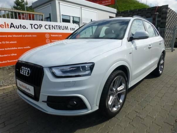 Audi Q3 2.0 TDI quattro (130kW/177k) S tronic - S line, foto 1 Auto – moto , Automobily   spěcháto.cz - bazar, inzerce zdarma