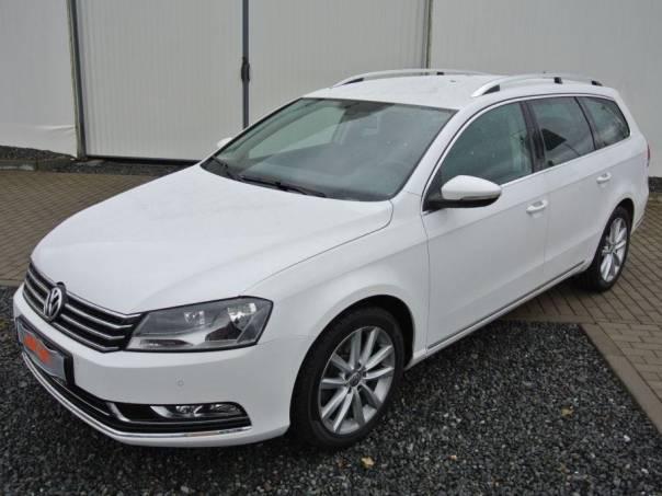 Volkswagen Passat 2.0 TDI, HIGHLINE, ALCANTARA, NAVIG, foto 1 Auto – moto , Automobily | spěcháto.cz - bazar, inzerce zdarma