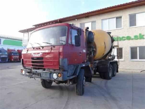 T815 V26 208 domiešavač 6m3, 6x6 >vin 309, foto 1 Užitkové a nákladní vozy, Nad 7,5 t | spěcháto.cz - bazar, inzerce zdarma