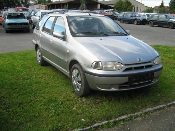 Fiat Palio weekend, foto 1 Náhradní díly a příslušenství, Osobní vozy | spěcháto.cz - bazar, inzerce zdarma