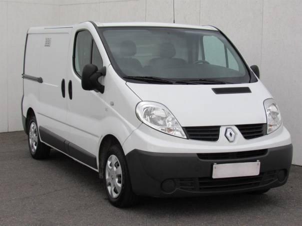 Renault Trafic  2.0 dCi, klimatizace, foto 1 Užitkové a nákladní vozy, Do 7,5 t | spěcháto.cz - bazar, inzerce zdarma