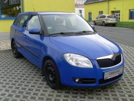 Škoda Fabia 1.2 i KLIMA,  nízké splátky