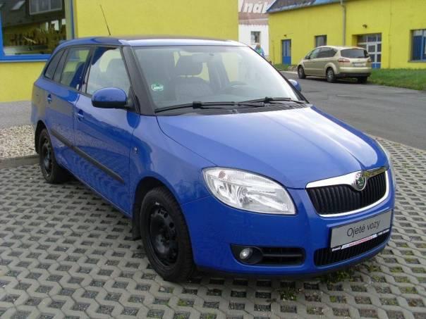 Škoda Fabia 1.2 i KLIMA,  nízké splátky, foto 1 Auto – moto , Automobily | spěcháto.cz - bazar, inzerce zdarma