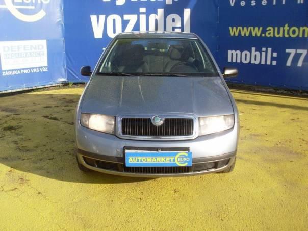 Škoda Fabia 1.2 40kw  1 MAJITEL, foto 1 Auto – moto , Automobily | spěcháto.cz - bazar, inzerce zdarma