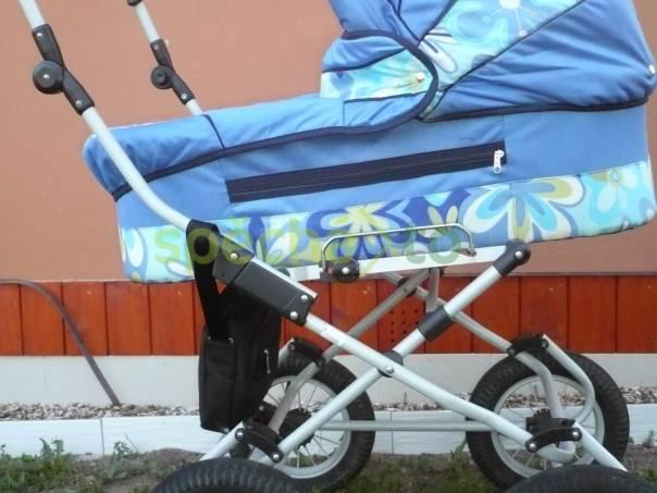 Houpací,úžasný a prostorný kočárek, foto 1 Pro děti, Kočárky, nosítka, odrážedla | spěcháto.cz - bazar, inzerce zdarma