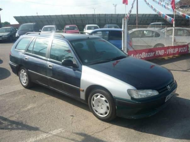 Peugeot 406 1.9 TD Eko uhrazeno, foto 1 Auto – moto , Automobily | spěcháto.cz - bazar, inzerce zdarma