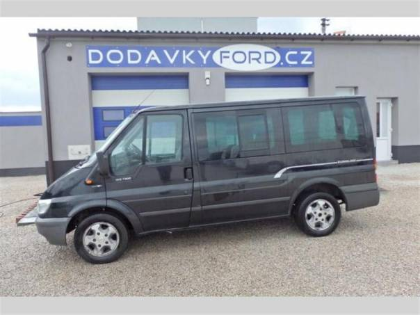 Ford Transit EUROLINE-LUX.BUS+MOŽNOST SPANÍ, foto 1 Užitkové a nákladní vozy, Autobusy | spěcháto.cz - bazar, inzerce zdarma