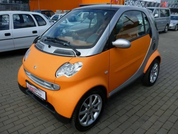 Smart Fortwo 0.7 PANORAMA+ALU+KŮŽE, foto 1 Auto – moto , Automobily | spěcháto.cz - bazar, inzerce zdarma