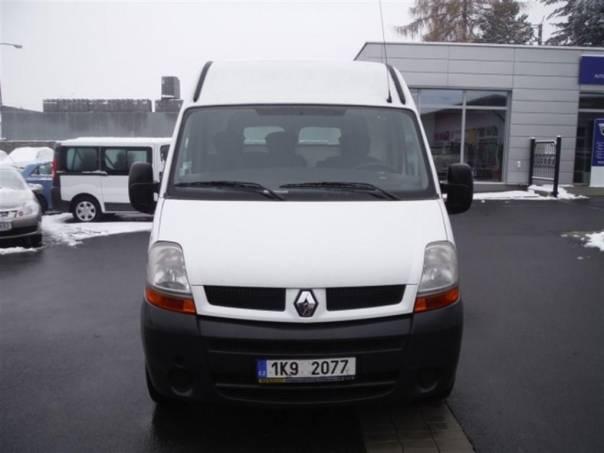 Renault Master 2.5 DCi, foto 1 Užitkové a nákladní vozy, Do 7,5 t | spěcháto.cz - bazar, inzerce zdarma