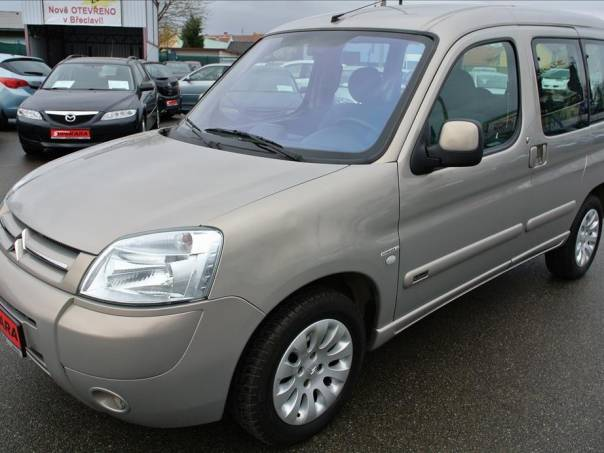 Citroën Berlingo 1,6 16V MULTISPACE*KLIMA*ALU SERVISNÍ HISTORIE, foto 1 Auto – moto , Automobily | spěcháto.cz - bazar, inzerce zdarma