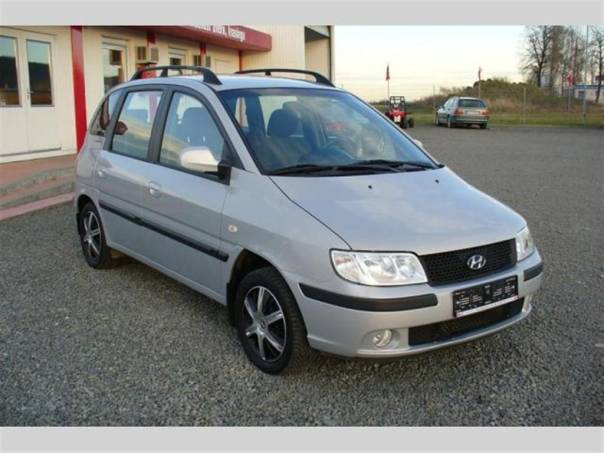 Hyundai Matrix 1.5 CRDi, serviska,klima,.., foto 1 Auto – moto , Automobily | spěcháto.cz - bazar, inzerce zdarma