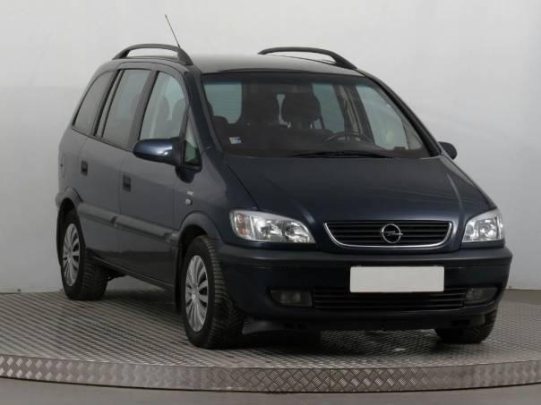 Opel Zafira 2.0 DTI 16V, foto 1 Auto – moto , Automobily | spěcháto.cz - bazar, inzerce zdarma