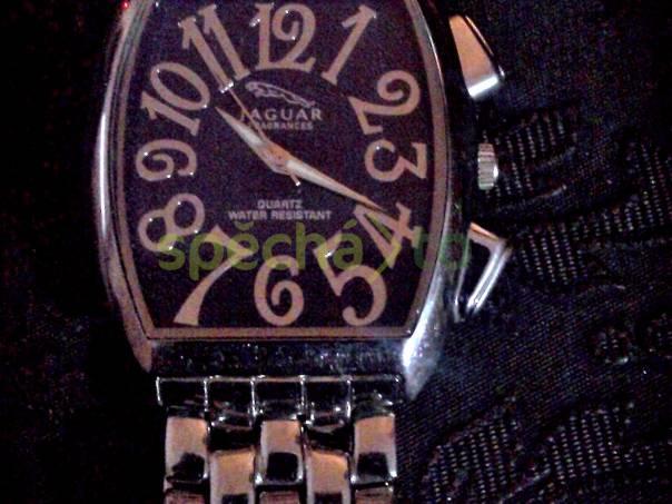21cf33200e3 Luxusní pánské hodinky značky JAGUAR !! Velká SLEVA 80% z kupní ceny!!!V  perfektním stavu!!!