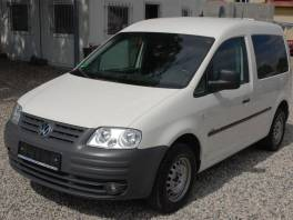 Volkswagen Caddy 1.4i 55kW BASIS , Užitkové a nákladní vozy, Do 7,5 t  | spěcháto.cz - bazar, inzerce zdarma