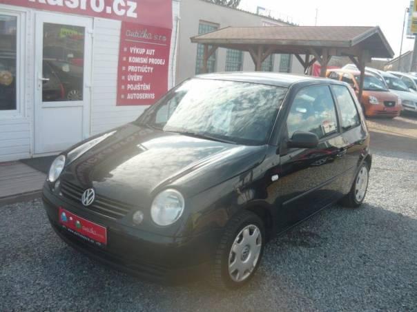 Volkswagen Lupo 1,4 MPi :, foto 1 Auto – moto , Automobily | spěcháto.cz - bazar, inzerce zdarma