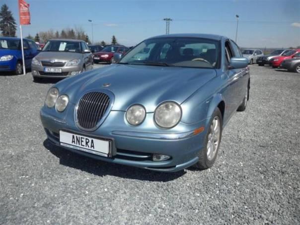 Jaguar S-Type 3,0 V6  ČR  175KW, foto 1 Auto – moto , Automobily   spěcháto.cz - bazar, inzerce zdarma