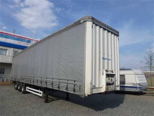 SDP 27 low deck, foto 1 Užitkové a nákladní vozy, Přívěsy a návěsy | spěcháto.cz - bazar, inzerce zdarma