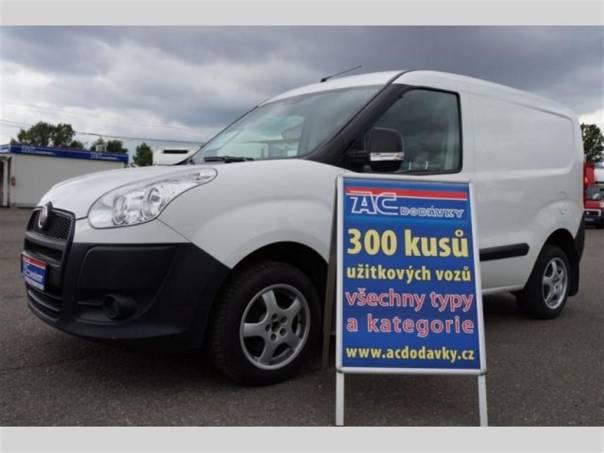 Fiat Dobló cargo 1,3 JTD 90 klima, foto 1 Užitkové a nákladní vozy, Do 7,5 t   spěcháto.cz - bazar, inzerce zdarma