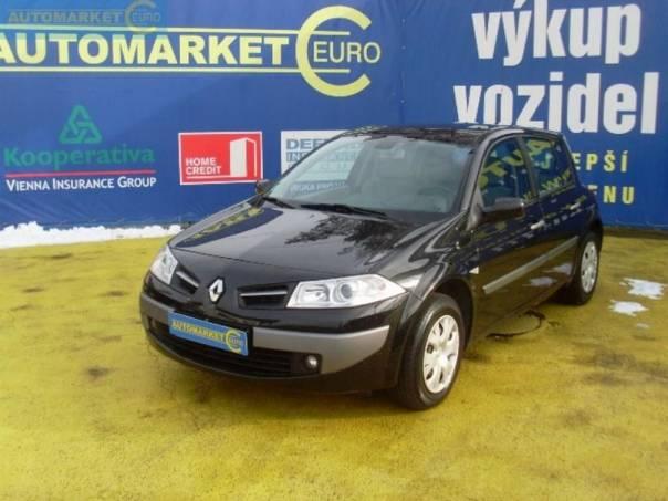 Renault Mégane 1.5DCi, foto 1 Auto – moto , Automobily   spěcháto.cz - bazar, inzerce zdarma
